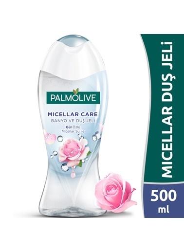 Palmolive Palmolive Micellar Care banyo Ve Gül Özlü Duş Jeli 500 ml Renksiz